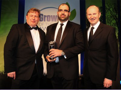 GROWER OF THE YEAR 2013