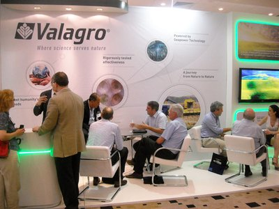 Valagro's Solutions for the cultivation of wheat will be in the limelight at the NEW AG in Warsaw