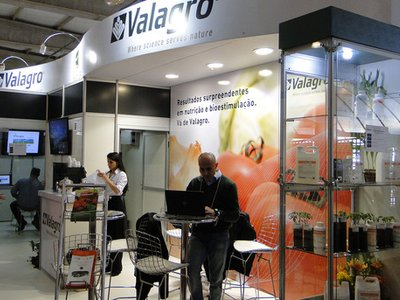 Valagro at Hortitec 2014