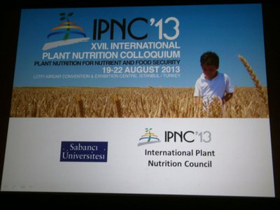 Valagro, sponsor of the International Plant Nutrition Colloquium
