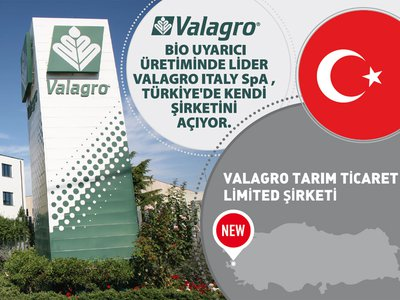 Valagro celebrates the opening of a new branch in Smyrna