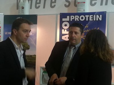 SIVAL 2014: a winning combination Mc Line – Kendal – Megafol Protein